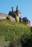 Reichsburg Cochem royalty free stock photo