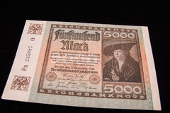 Reichsmark Royalty Free Stock Photo