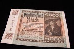 Reichsmark Royalty Free Stock Photo