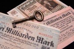 Reichsmark Royalty Free Stock Photos