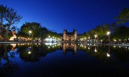 reichsmuseum του Άμστερνταμ Στοκ φωτογραφία με δικαίωμα ελεύθερης χρήσης