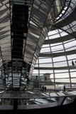 Reichstag圆顶,柏林 免版税图库摄影