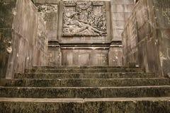 Reichstag西洋镜墙壁  库存照片