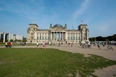Reichstag Βερολίνο Στοκ φωτογραφία με δικαίωμα ελεύθερης χρήσης