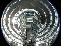 reichstag здания Стоковая Фотография RF