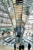 reichstag здания berlin Стоковое Изображение RF