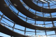 reichstag здания berlin Стоковые Изображения RF
