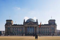 Reichstag Images libres de droits