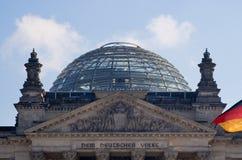 Reichstag Photos stock