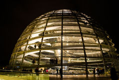 REICHSTAG Royalty Free Stock Photos