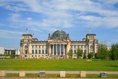 Reichstag Immagine Stock Libera da Diritti
