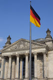 The Reichstag Stock Photos