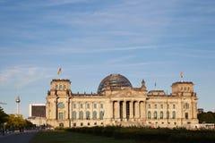Reichstag 库存图片