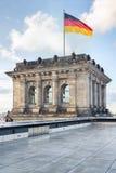 Reichstag 免版税图库摄影