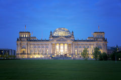 Reichstag Stock Image