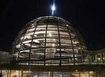 Reichstag Royaltyfri Fotografi