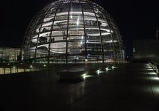 Reichstag Royaltyfri Foto