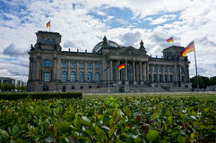 Reichstag Стоковое Фото