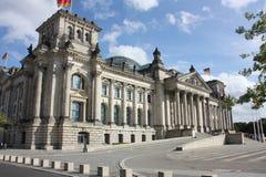 Reichstag Imagenes de archivo