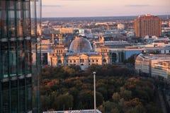 Reichstag Stock Afbeeldingen