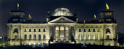 Free Reichstag Royalty Free Stock Photography - 5096547
