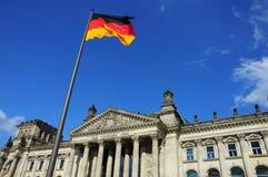 Reichstag Foto de archivo