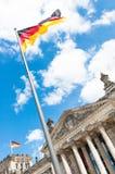 Reichstag стоковая фотография rf