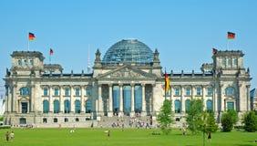 Reichstag Immagini Stock Libere da Diritti