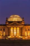 Reichstag Fotografia Stock Libera da Diritti