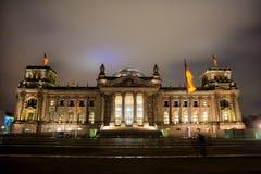 Reichstag Fotografia de Stock