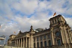 Reichstag arkivfoton
