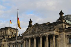 Reichstag Obrazy Royalty Free