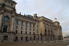 Reichstag arkivfoto