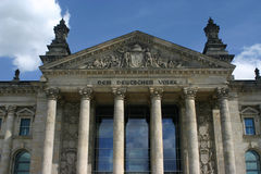 Reichstag Stock Images