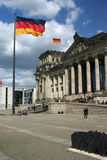 Reichstag Royalty Free Stock Images