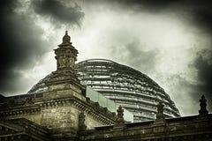 Reichstag Stockbild