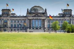 Reichstag lizenzfreies stockfoto