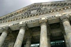 Reichstag Imagem de Stock Royalty Free