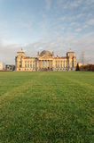 Reichstag at afternoon Stock Image