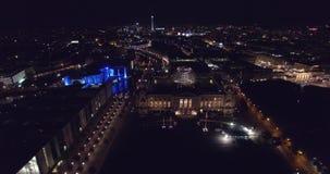 Reichstag berlín almacen de video