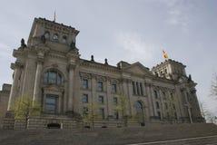 Reichstag Berlín Foto de archivo libre de regalías