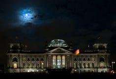 Reichstag Berlijn Stock Foto