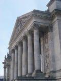 Reichstag, Berlijn royalty-vrije stock foto