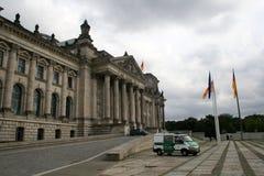 Reichstag - Berlijn Royalty-vrije Stock Afbeeldingen
