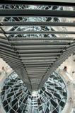 Reichstag in Berlijn, Duitsland Stock Foto
