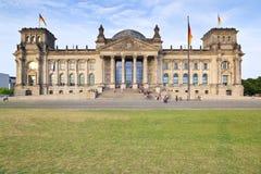 Reichstag Berlim Fotografia de Stock Royalty Free