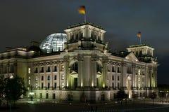 Reichstag Berlim imagem de stock royalty free