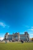 Reichstag, Berlim Foto de Stock