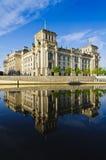 Reichstag Berlim Imagens de Stock Royalty Free