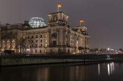 Reichstag, Berlim Fotografia de Stock Royalty Free